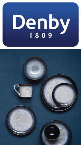 Denby Ranges & Tableware For Life - Low prices on new and discontinued Denby