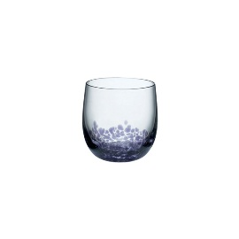 Denby Glassware Amethyst Small Tumblers (pack of 2)