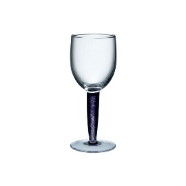 Denby Amethyst  White Wine (pack of 2)