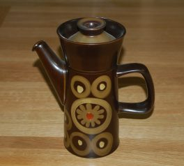 Denby Arabesque  Coffee Pot - Small