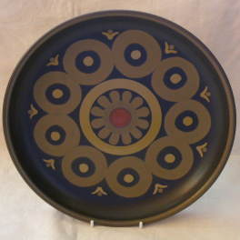 Denby Arabesque  Dinner Plate