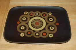 Denby Arabesque  Oblong Platter