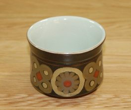 Denby Arabesque  Sugar Bowl