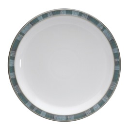 Denby Azure Coast Dinner Plate
