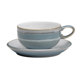 Denby Azure Coast Tea/Coffee Cup