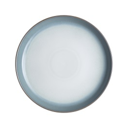 Denby Azure Haze Coupe Dinner Plate