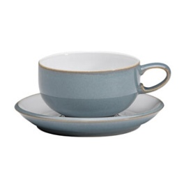Denby Azure  Tea/Coffee Cup