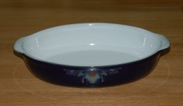 Denby Baroque  Large Oval Dish