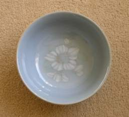 Denby Blue Dawn  Fruit Bowl