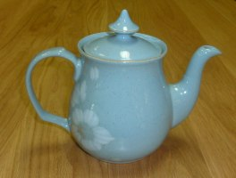 Denby Blue Dawn  Teapot