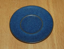 Denby Blue Jetty  Straight Saucer