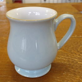 Denby Blue Linen  Craftmans Mug