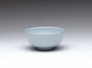 Denby Blue Linen  Rice Bowl