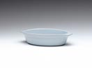 Denby Blue Linen  Small Oval Dish