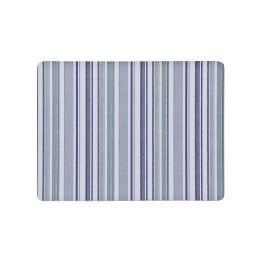 Denby Accessories Blue & Green Stripe Placemats - Set of 6