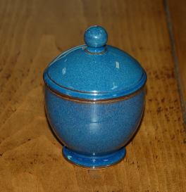 Denby Boston  Covered Sugar - older shape