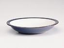 Denby Boston  Rimmed Bowl