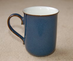Denby Boston  Straight Mug