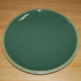 Denby Calm Dark Green Dinner Plate
