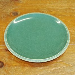 Denby Calm Dark Green Salad/Dessert Plate