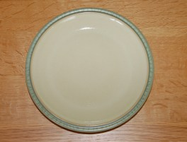 Denby Calm Light Green Salad/Dessert Plate