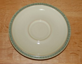 Denby Calm Light Green Tea Saucer