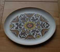 Denby Canterbury  Oval Plate