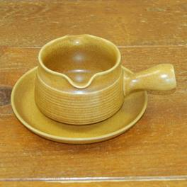 Denby Canterbury  Sauce Jug and Saucer