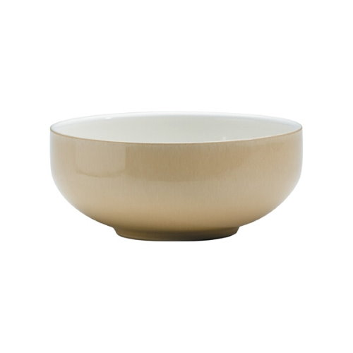 Denby Caramel  Soup/Cereal Bowl