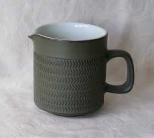 Denby Chevron  Jug - Medium
