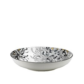 Denby Monsoon Chrysanthemum  Pasta Bowl