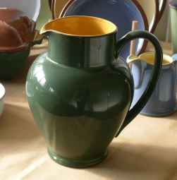 Denby Classic Green Jug - Medium