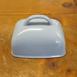 Denby Colonial Blue  Butter Dish LID ONLY