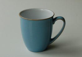 Denby Colonial Blue  Coffee Beaker