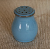 Denby Colonial Blue  Pepper Pot - Small