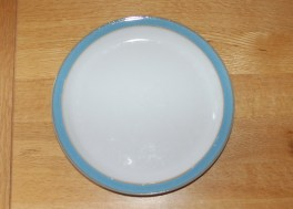 Denby Colonial Blue  Salad Plate