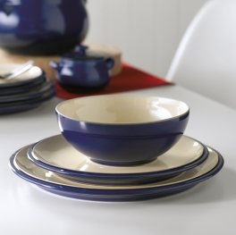 Denby Cook & Dine Royal Blue