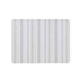 Denby Accessories Cream Stripe Placemats - Set of 6