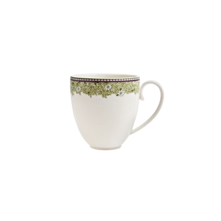 Denby Monsoon Daisy Green  Large Mug