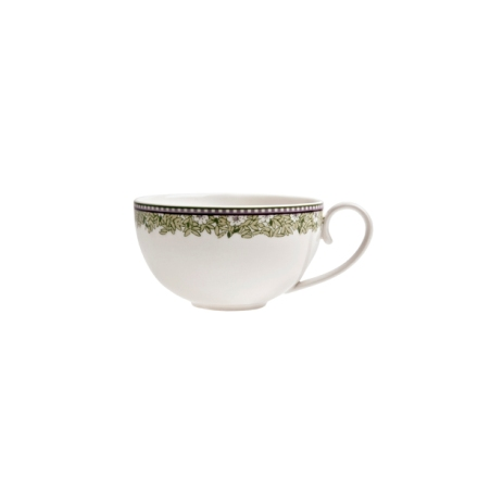 Denby Monsoon Daisy Green  Tea Cup