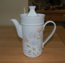 Denby Dauphine  Coffee Pot