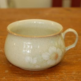 Denby Daybreak (Older colour, paler rim) Breakfast Cup
