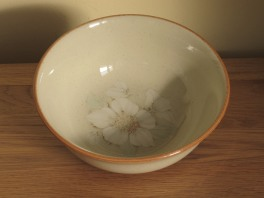 Denby Daybreak (Newer colour - browner rim) Fruit Bowl