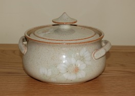 Denby Daybreak (Older colour, paler rim) Individual Soup