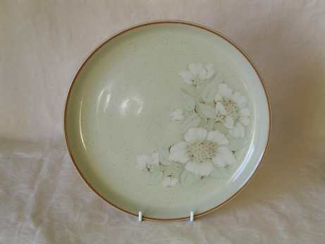 Denby Daybreak (Older colour, paler rim) Dinner Plate