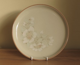 Denby Daybreak (Newer colour - browner rim) Dinner Plate