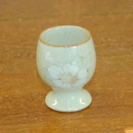 Denby Daybreak (Older colour, paler rim) Egg Cup - Old Shape