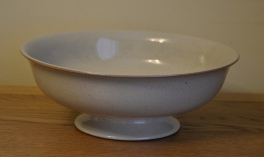 Denby Daybreak  Pedestal Fruit Bowl