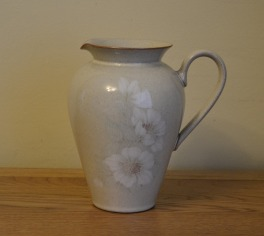 Denby Daybreak (Older colour, paler rim) Jug - Very Large