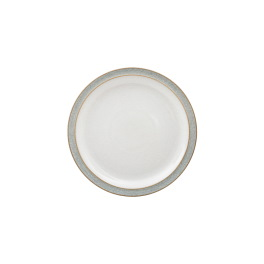 Denby Elements Light Grey  Medium Plate